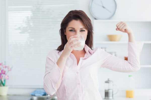 Что произойдет с организмом если пить молоко каждый день