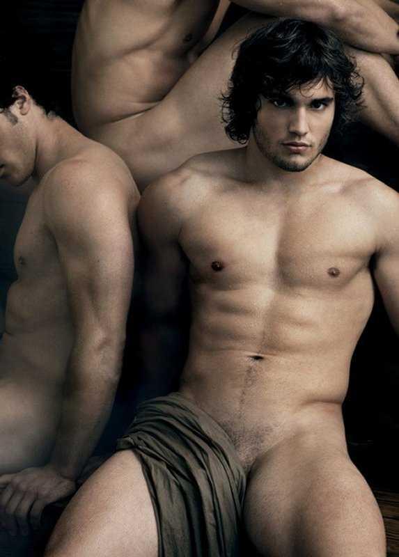 Красивые голые греки мужики — pic 1