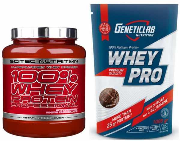 лучшие протеины для похудения девушкам
