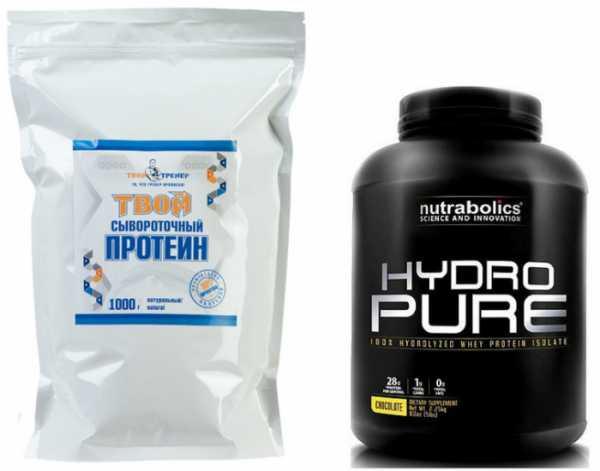 Топ лучших протеинов для похудения