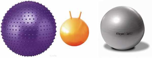 Как выбрать фитбол по росту. Как выбрать фитбол (гимнастический мяч): по размеру, росту и своим целям