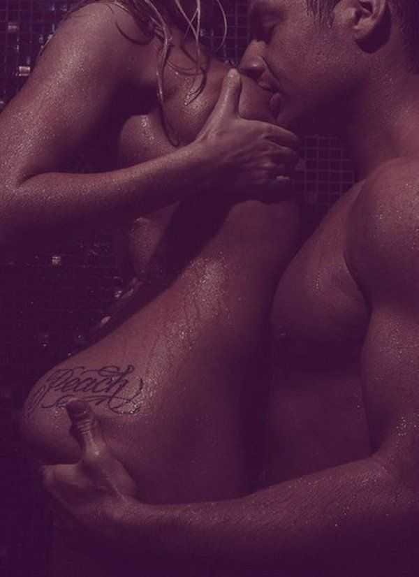 Красивые эротические картинки с парнем и девушкой