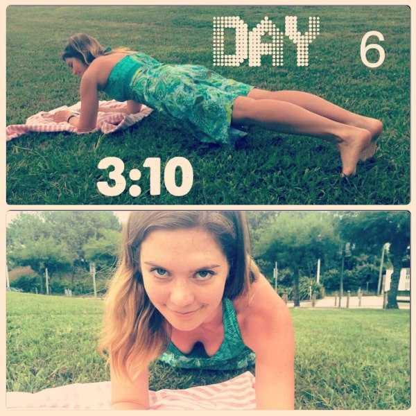 упражнения чтобы похудеть до лета
