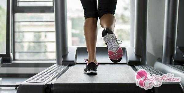 беговая дорожка похудей